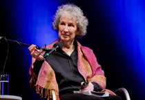 La scrittrice canadese Margaret Atwood (ANSA)