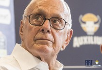 Basket: Larry Brown a Torino, da sempre legato all'Italia (ANSA)
